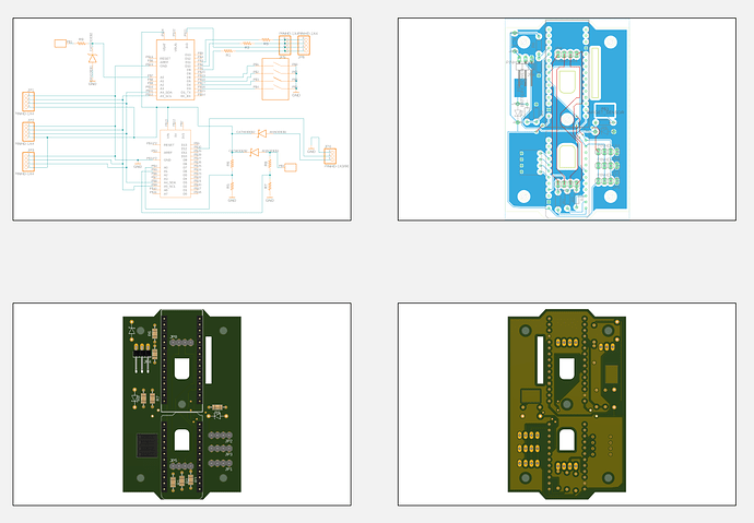 Graphic of Circuit Board
